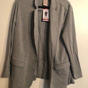 Philosophy XL Mist Grey Blazer